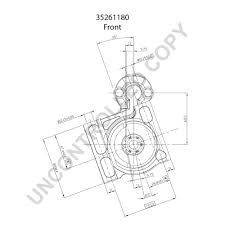 35261180 front dim drawing