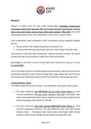 .kepada kwsp/agen kutipan kwsp sebelum/pada 15hb setiap bulan a cek/kiriman wang/wang pos (jika ada) jumlah (rm) 246.00 tandatangan wakil majikan catatan 1. Permohonan Kwsp I Sinar Dibuka Bermula 21 Disember