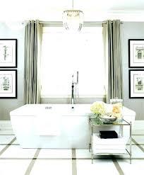 medium size of bathroom extraordinary modern lighting crystal chandelier over bathtub light white