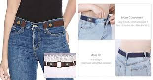 Amazon Sells Buckle Less Belt To Stop Jeans From Gaping At