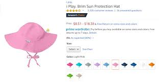 Iplay Sun Hat Size Chart Sun Sea Sand Our Apparel Faves The Saltwater Six