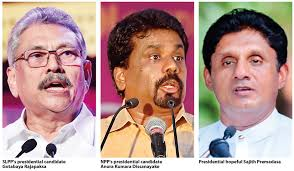 Image result for Sri Lanka presidential election 2019