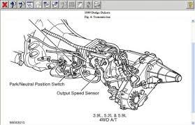 95 dakota speed sensor wiring diagram wiring diagram libraries 1999 dodge transmission diagram wiring diagrams scematic1999 dodge dakota location of transmission output sensor 1999 chevy