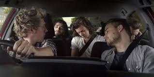 One Direction news: The boys have been driving about in the new ...