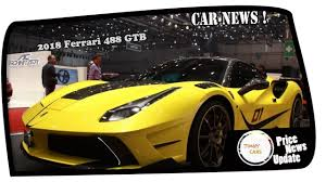 2018 ferrari 488 spider price. Wonderful Spider NEWS UPDATE2018 Ferrari 488 GTB Price U0026 Spec In 2018 Ferrari Spider Price