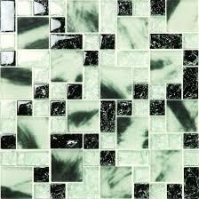 china manufacturing swimming pool tile crystal glass mosaic tiles