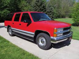 Suburban 98 chevy suburban : 1995 Chevrolet Suburban for sale #2065337 - Hemmings Motor News