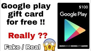 Google How Youtube Play - Card Gift To Free Can Really Get We Cards