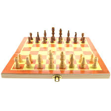 supplies bbhosbt 15 wooden chess set with felted game board interior for storage b07818j1mh