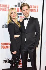 Kaley Cuoco reveals why she and husband Karl Cook don't live together