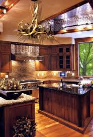 kitchen cabinets lighting ideas. Kitchen Cabinets Kits Design : Backless Cherry Wood Tall Chairs Light Brown Brick Tile Backsplash Cream Lighting Ideas N
