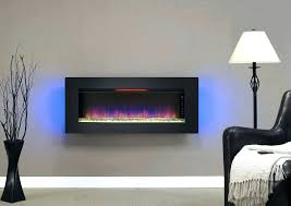 led fireplace logs no heat how electric fireplaces work recessed infrared in a living room above led fireplace no heater heat electric