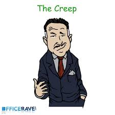 office stereotypes. Office Humor: Stereotypes- The Creep | By OfficeRave.com Stereotypes 4