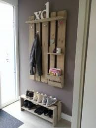 Inroom Designs Coat Hanger And Shoe Rack DIY Entryway Projects Pallets Stuffing and Pallet coat racks 61