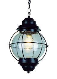 Black Outdoor Onion Lights Trans Globe Lighting 69903 Bk Hanging Onion Lantern 13