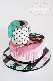 Paint Party Cake Cake By Delicia Designs Cakesdecor