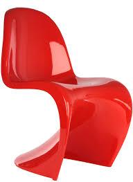 panton verner furniture design here now the red list