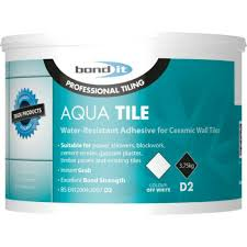 aqua tile d2 waterproof ready mixed