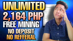 Start earning bitcoin with free gpu mining. How To Earn Unlimited 0 001 Bitcoin Or 2 165php Using Coin Mining Farm Cloud Mining Website 2021 Vps And Vpn