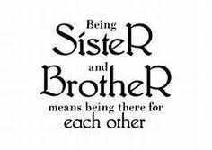 Brother Sister Quotes on Pinterest | Little Brother Quotes ... via Relatably.com