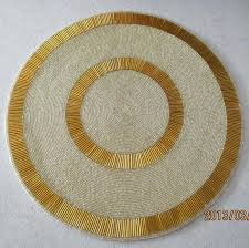 round table mat modern coffee table sets glass wedding decoration gold table mats pad vase round table mat