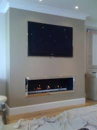 smlf flat screen above gas fireplace tv mounted installing over explore contemporary