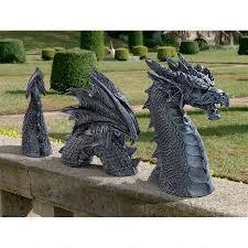 dragon garden statues. The Dragon Of Falkenberg Castle Moat Lawn Statue Garden Statues ,
