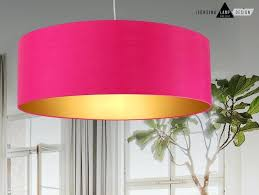 gold drum lamp shade pendant 3 lights elegant shades ceiling linen extra large lampshade blac