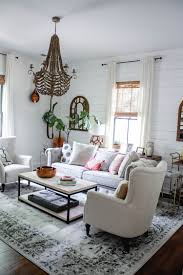 Modern Chic Living Room This Modern Farmhouse Living Room Is The Result Of Home Decor Style Within Modern Chic Home Decorjpg