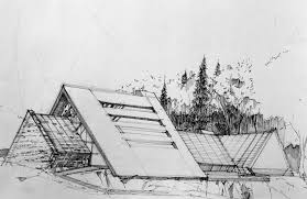 modern architecture sketch. Interesting Sketch Modern Architecture Sketches Intended Architecture Sketch D