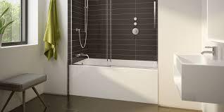 curved fleurco tubs kin etik fleurco shower doors
