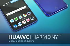 Image result for huawei harmony os