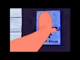 Mr Krabs Vending Machine Cool Patrick Vs Vending Machine YouTube