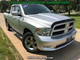 Silver Dodge Ram 1500s For Sale