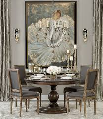 elegant furniture and lighting. Elegant Furniture And Lighting Memorable Architecture Gray Dining Rooms Room Tables Home Design 6 T