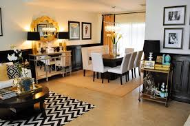 Black White Gold Interior Design Incredible Black And Gold Living Room Decor Live Laugh