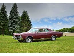 1966 to 1967 Pontiac GTO for Sale on ClassicCars.com - 92 ...