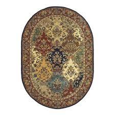 safavieh hg911a heritage area rug multi