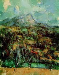 paul cézanne mont sainte victoire 1902