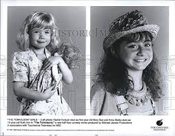 Amazon.com: Historic Images - 1991 Press Photo Rachel Duncan & Anna Slotky  Star in The Torkelsons: Photographs