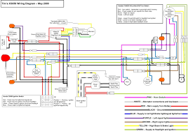 hero honda wiring diagram hero wiring diagrams online
