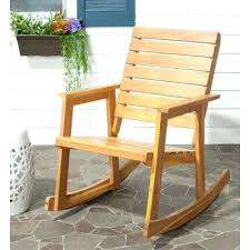 wood patio furniture plans. Diy Wood Patio Furniture Plans Wooden Deck Chairs Perth Alexei Natural Brown Acacia Rocking I