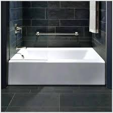 60 x 30 bathtub cast iron alcove bathtubs inch