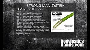 Bodylastics Strong Man System Review