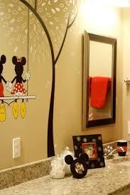 cute and unique mickey mouse bathroom decor home design studio
