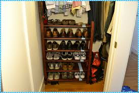 do it yourself shoe rack plans