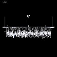 james r moder 94160s22 fashionable brodway 9 light crystal chandelier in silver with imperial crystal clear