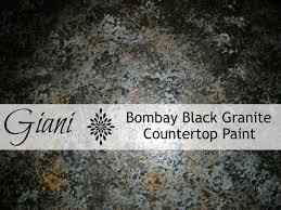 giani granite countertop paint