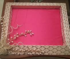 Saree Tray Decoration saree packing tray Wedding stuff Pinterest Saree Trays and 52