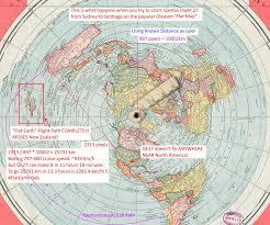 Flat Earth Flight Patterns Amazing Flat Earth Insanity Refutation 48 Flat Earth Proofs By Eric Dubay